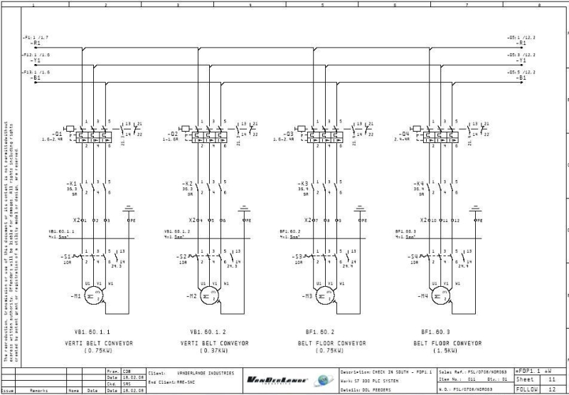 zwcad electrical drawing – yhgfdmuor, Wiring electric